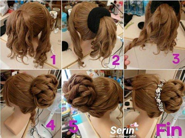 hair,hairstyle,face,long hair,hair coloring,