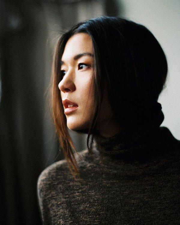 hair, person, photograph, painting, portrait,