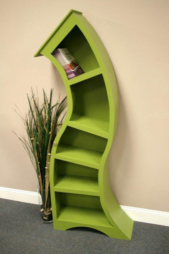 Bendy Bookshelf