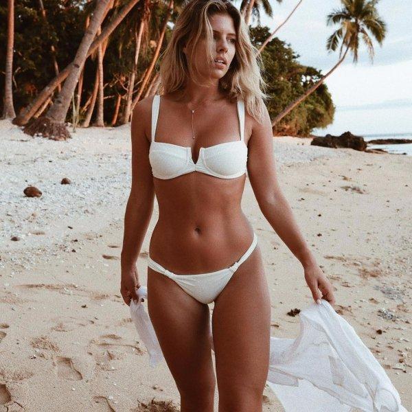 swimwear, supermodel, vacation, model, summer,