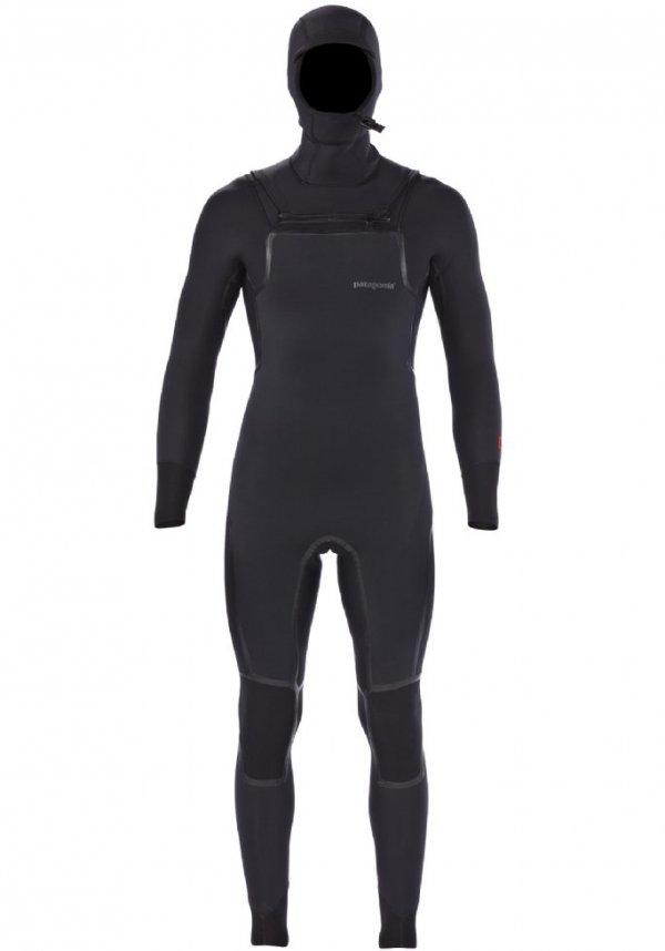 R4 Front Zip Hooded Full Wetsuit
