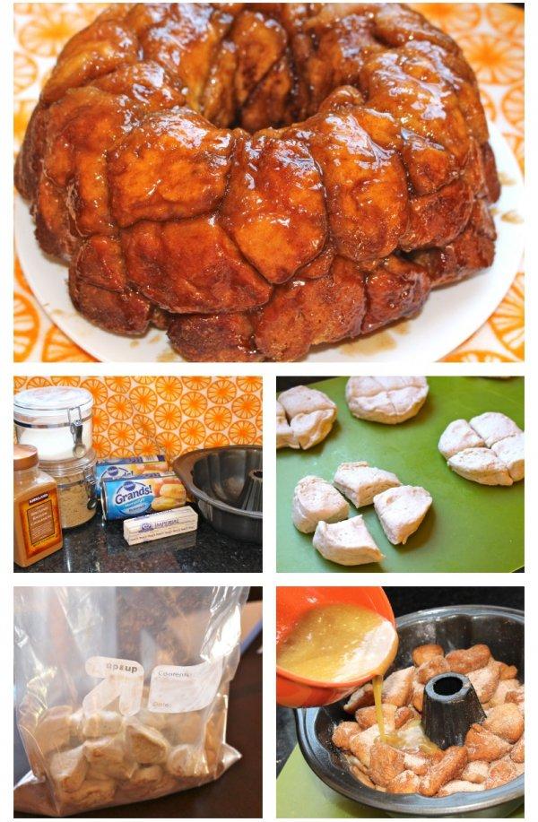 Cinnamon Pull Apart Monkey Bread