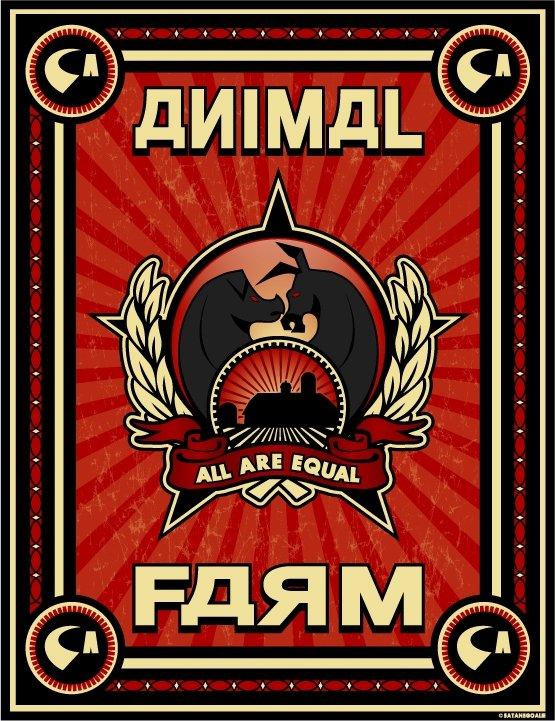 Animal Farm – George Orwell
