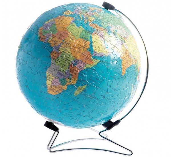 The Earth, 540 Piece Puzzleball