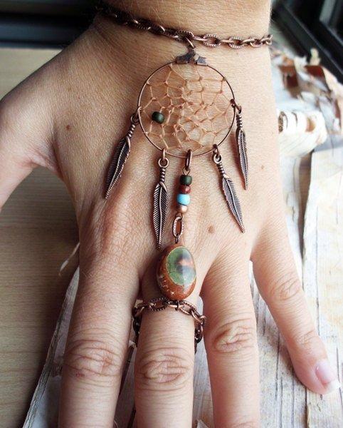 Dreamcatcher Slave Bracelet