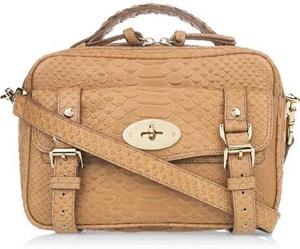 Mulberry Postman's Lock Leather Shoulder Bag