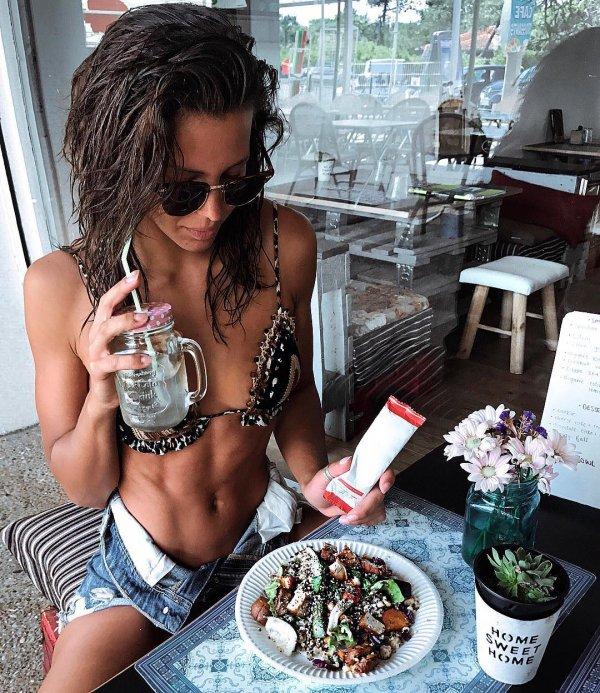 food, eating, girl, sunglasses, eyewear,