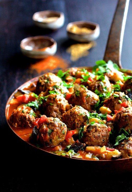 food, dish, meat, meatball, cuisine,