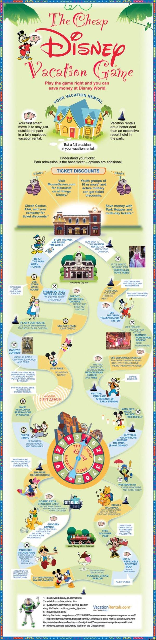 Disneyland Paris,advertising,The,Cheap,Vacation,