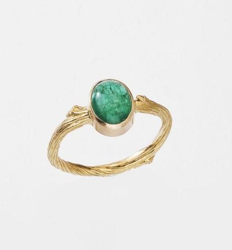 Emerald City Ring...
