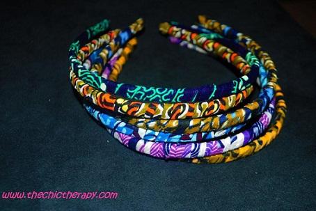 Colorful Fabrics...
