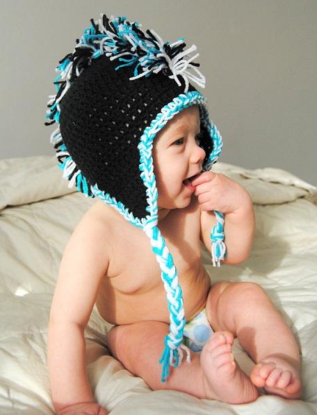 Mowhawk Rockin' Hat...
