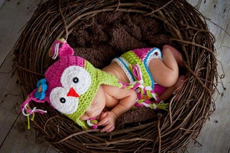 Customized Owl Hat...