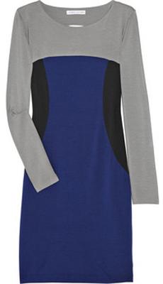 Lunain Block-Color Jersey Dress