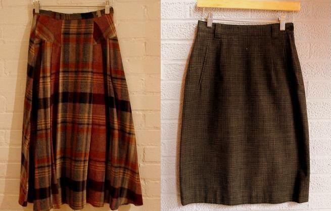 Make the Most of Midi Skirts