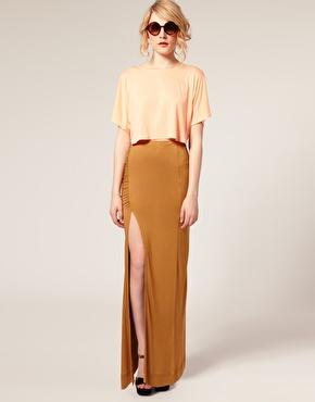 Split Maxi Skirts