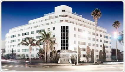 Hotel Shangri-La in Santa Monica...