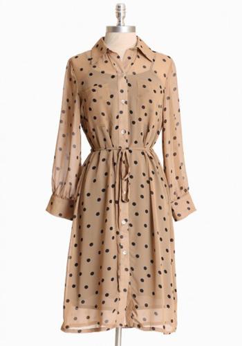 Artisan Gallery Shirt Dress