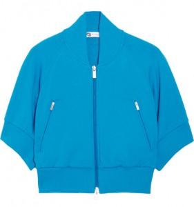 Y-3 Cropped Jersey Jacket