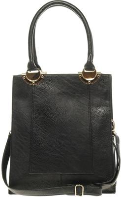 Warehouse Hinged Shopper Bag
