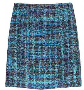 Erdem Tweed Mini Skirt