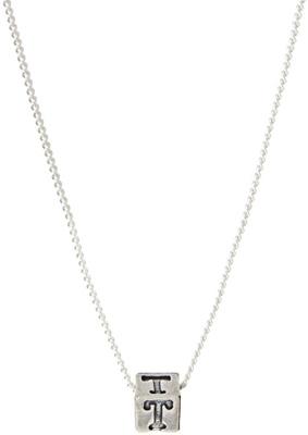 Sam Ubhi Initial Pendant Necklace