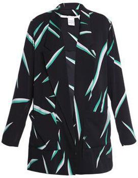 Diane Von Furstenberg Barke Jacket