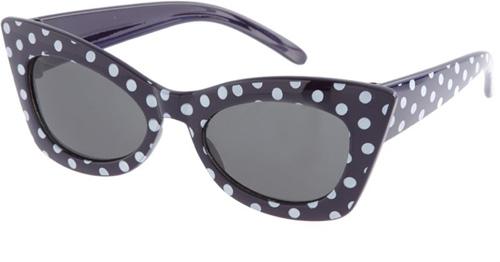 ASOS Polka Dot Sunglasses