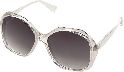 Topshop 70s Hex Sunglasses