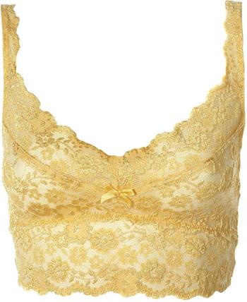 Topshop Lace Crop Fashion Bralet