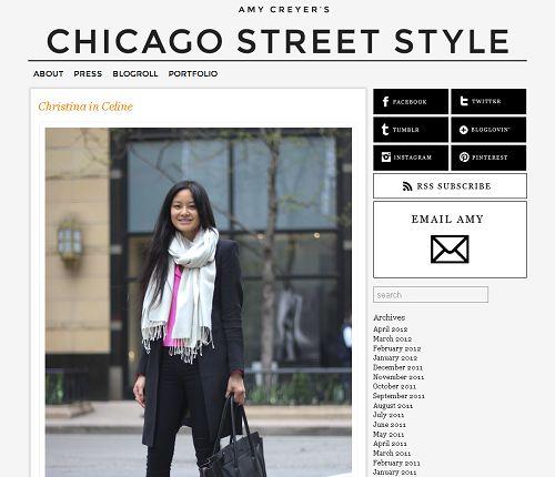 Chicago Street Style