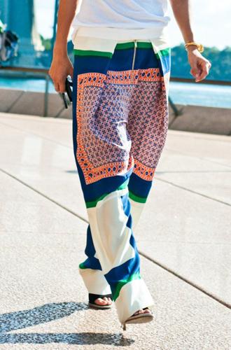 Pyjama Style Pants