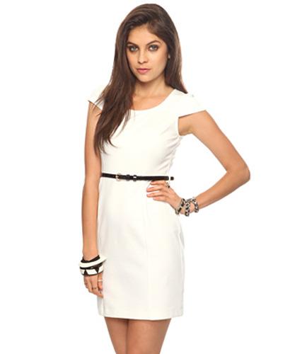 Forever21 Ponte Knit Dress