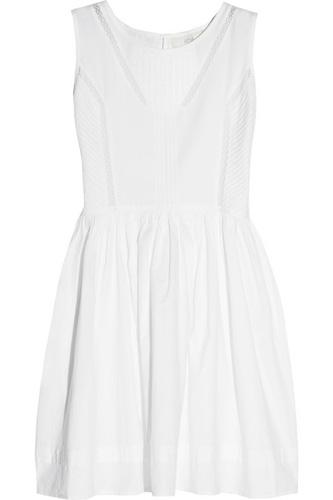 Vanessa Bruno Athé Cotton-Poplin Dress