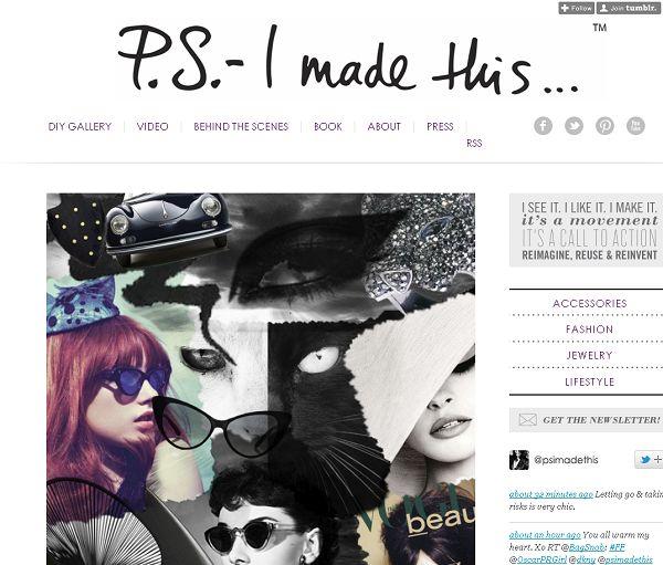 Erica Domesek: P.S.- I Made This...