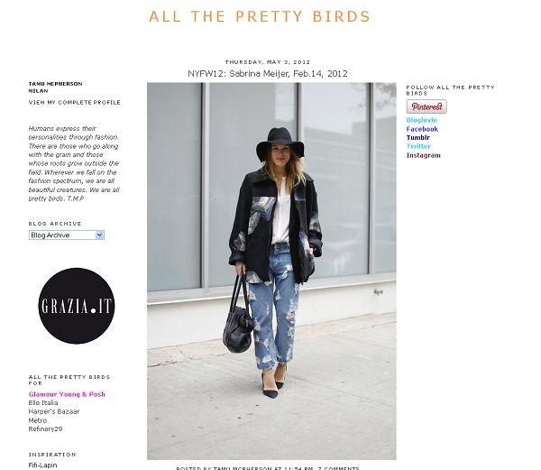 Tamu McPherson: All the Pretty Birds