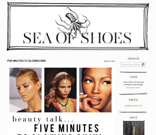 Jane Aldridge: Sea of Shoes