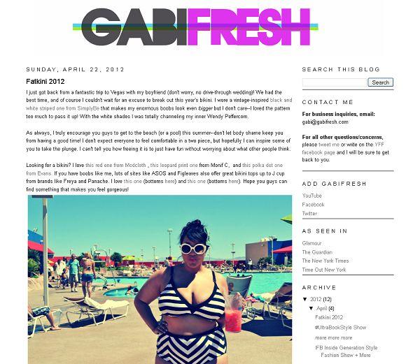 Gabi Gregg: Gabi Fresh