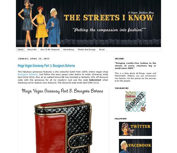 Melanie Pyves: the Streets I Know
