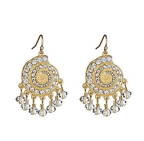 Blu Bijoux Seashell Spiral Earrings