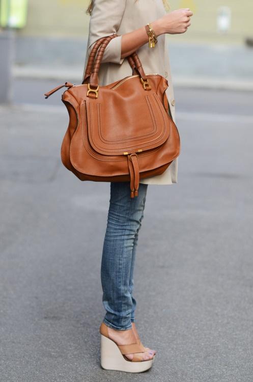 Avoid Oversized Handbags