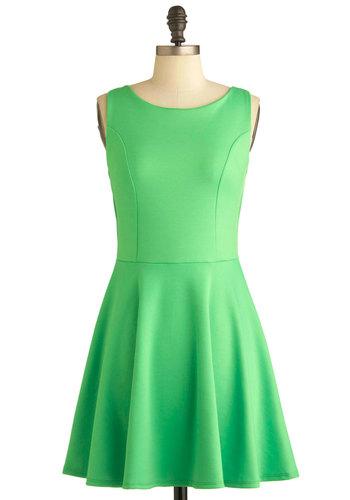 Green Appletini Dress