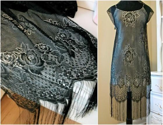 Scarf to Dress
