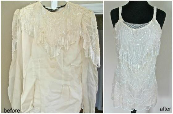 '80s to '20s Dress