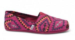 Magenta Indo Women's Vegan Casual Shoes
