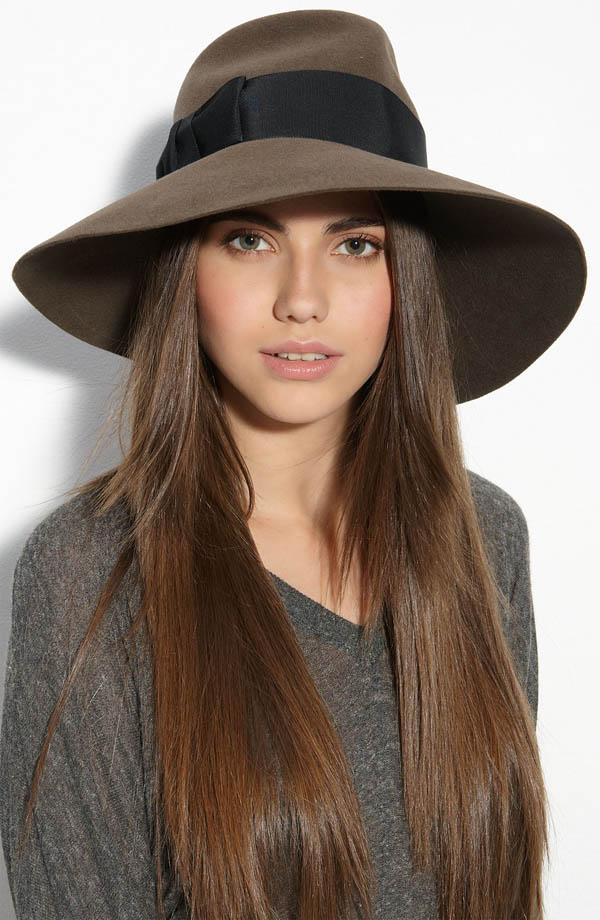 Ladies Fashion Fur Hats