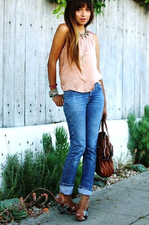 150f8a7d3b7 20 Stylish Ways to Wear Jeans ...