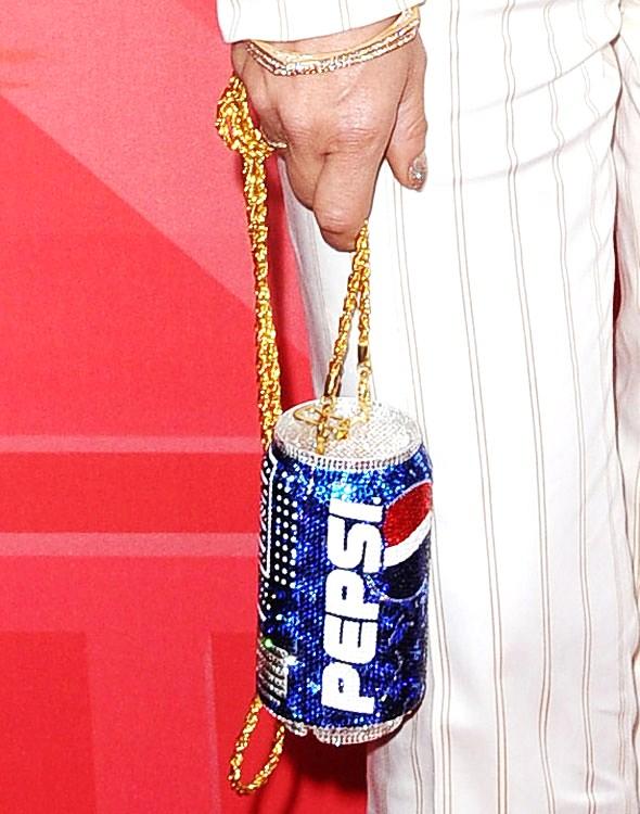Bedazzled Pepsi Purse