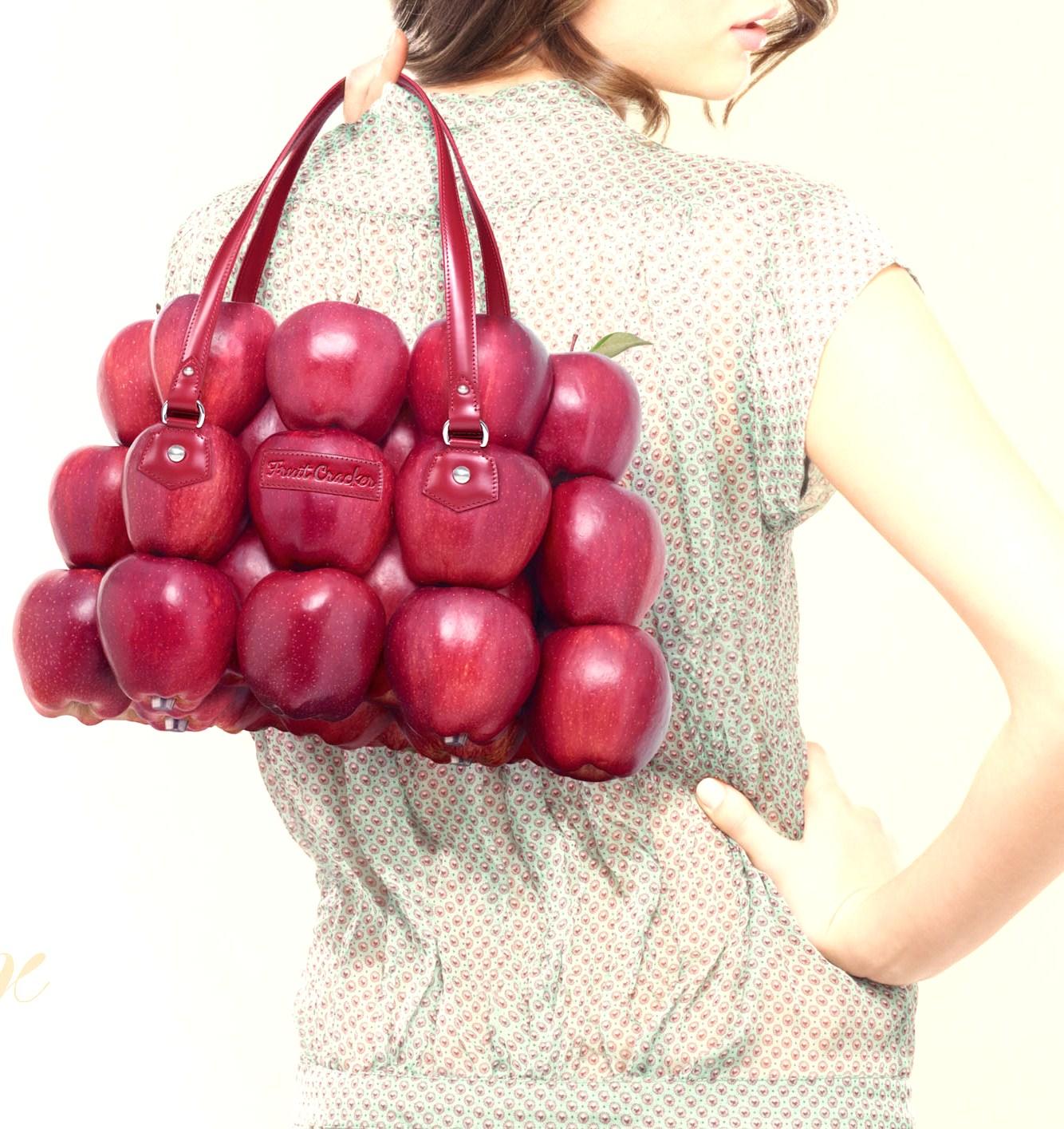 Edible Fruity Purses