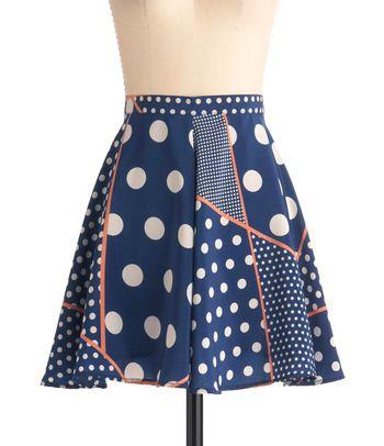 Endless Options Skirt